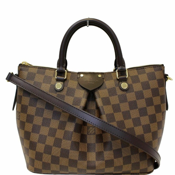 Louis Vuitton Handbags - LOUIS VUITTON Siena PM Damier Ebene Shoulder Bag